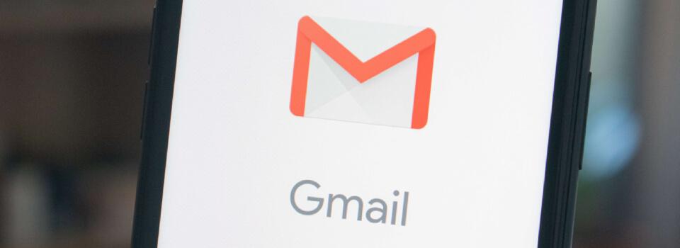 gmail-mobilappen